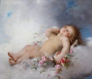 Sleepingputto_LéonBazilePerrault